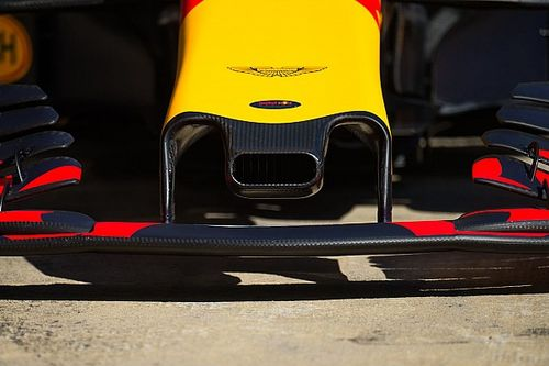 Fotostrecke: Die Nasen der Formel-1-Autos 2017 im Vergleich