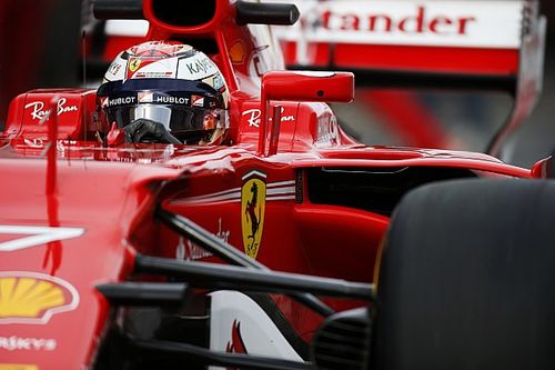 Tes Barcelona: Raikkonen tutup pekan tes perdana di posisi teratas