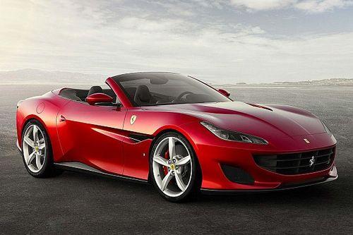 Ferrari Portofino zwaait California T uit