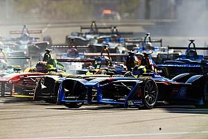 Formule E Actualités Dillmann : La Formule E est