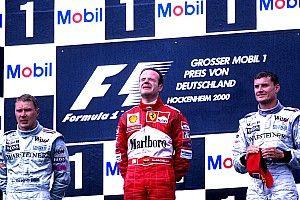 VÍDEO: Barrichello, Massa, Schumacher: relembre primeiras vitórias de pilotos da Ferrari