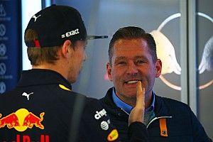 Jos Verstappen, pai de Max, anuncia retorno às pistas após 12 anos