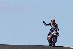 """Van der Mark tankt vertrouwen: """"De race pace zal nog veel beter zijn"""""""