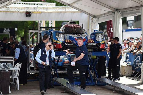 Le Mans: A Rebellion LMP2-es csapatot kizárták!