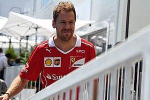 Vettel lolos dari sanksi tambahan FIA setelah meminta maaf