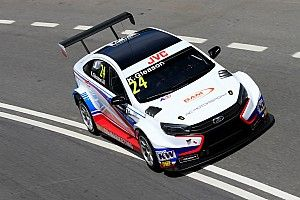 Gleason to see out WTCC season with RC Motorsport