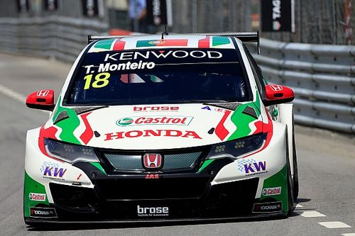 WTCC: Monteiro Japánban sem áll rajthoz!