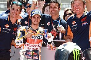 MotoGP Kwalificatieverslag Pedrosa voor Lorenzo in kwalificatie GP Catalonië, P13 Rossi
