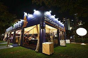 A Singapore Airlines marad a Szingapúri Nagydíj névadó szponzora