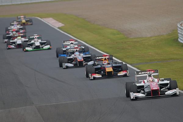 スーパーフォーミュラ JAF鈴鹿GPの特別規則発表。レース2はタイヤ交換義務アリ