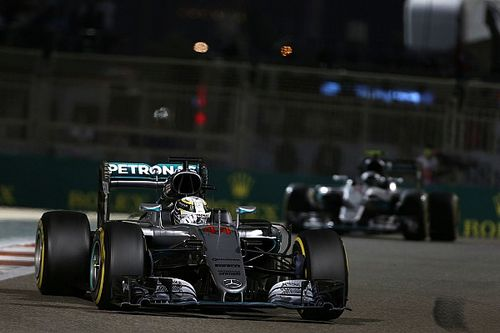 "Mercedes now ""fine"" with Hamilton Abu Dhabi tactics"