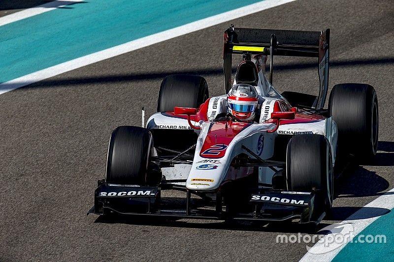 GP3 runner-up Albon confirmed for GP2 2017 promotion