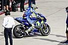 Rossi y Lorenzo quedan fuera de la Q2 en Argentina