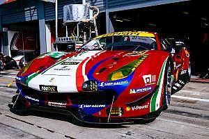 Мир, дружба, жвачка: Ferrari и Ford поменялись гаражами в WEC