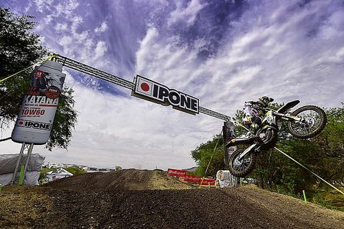 Thomas Covington domina le qualifiche della MX2 in Messico