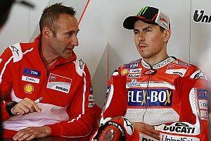 Lorenzo: Ducati harus adaptasi filosofi sasis Yamaha