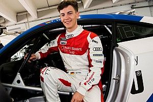 El hermano de Sebastian Vettel, Fabian, correrá la Audi TT Cup