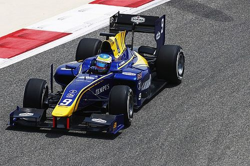 Bahrain F2: Rowland leads first practice of new era