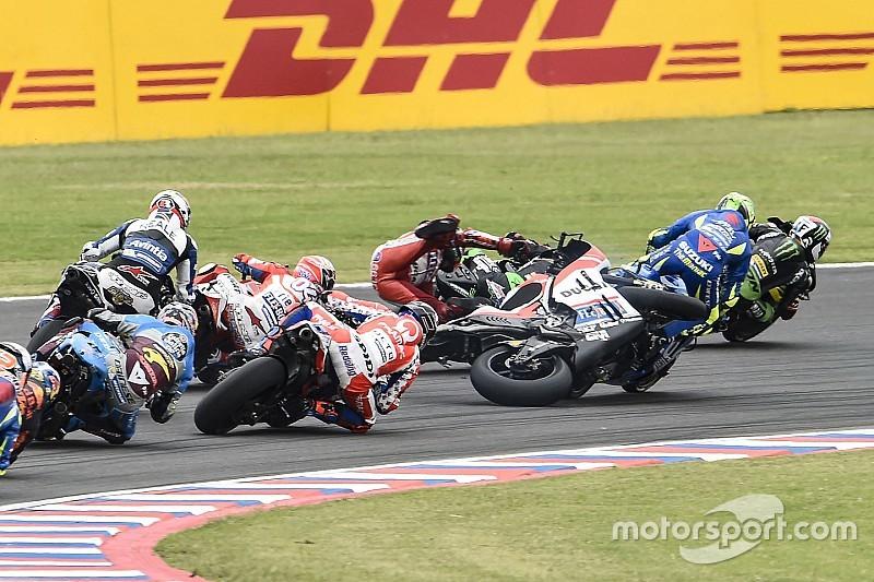 In beeld: Het Argentijnse MotoGP-weekend in 25 foto's