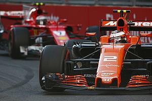 McLaren: Honda gelişene kadar farklı motor kullanabiliriz