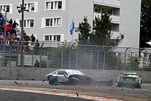 """Gary Paffett über seinen DTM-Unfall: """"Ich hatte Glück"""""""