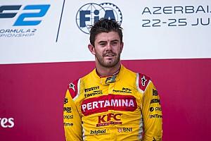 FIA F2 Race report