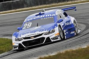 Stock Car Brasil Relato da corrida Serra domina prova em Curitiba e vence Corrida do Milhão