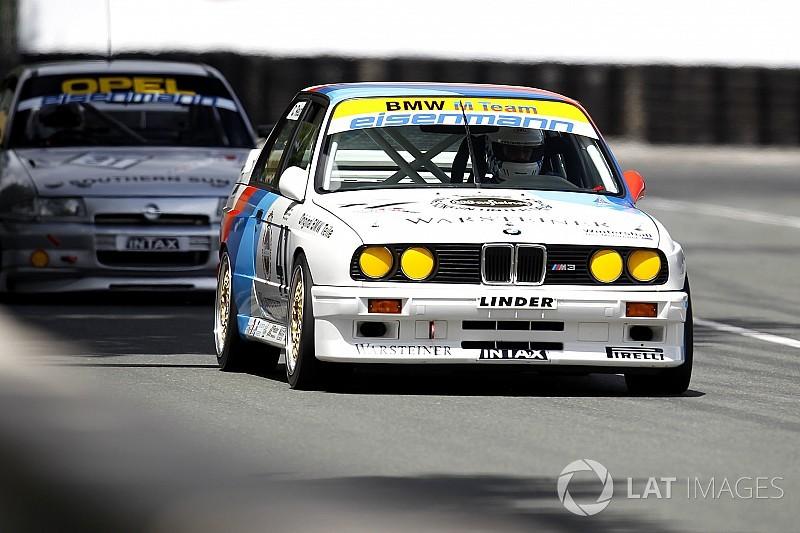 Машины чемпионов. Как классика DTM участвует в гонках