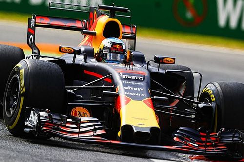 "Ricciardo termine sa ""remontée fantastique"" au pied du podium"