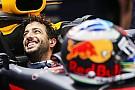 Ricciardo se inspira en Rossi para lidiar con Verstappen