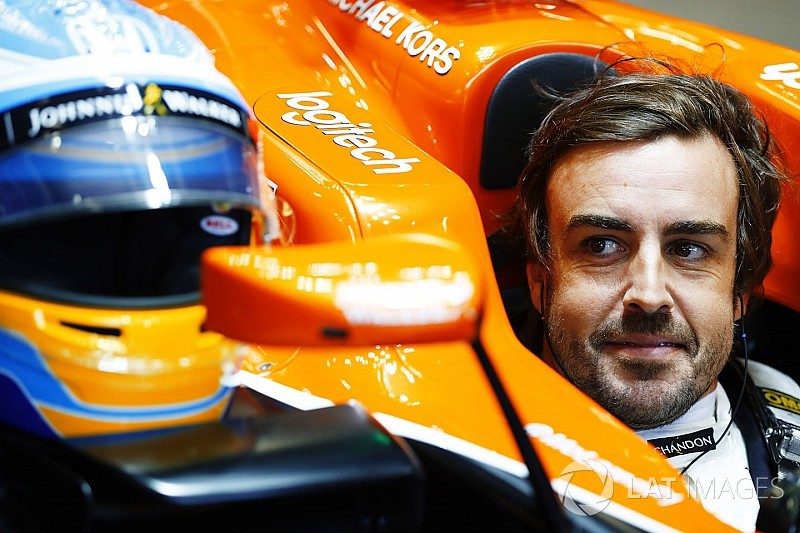 "Alonso stay ""very likely"" if McLaren switches to Renault - Brown"