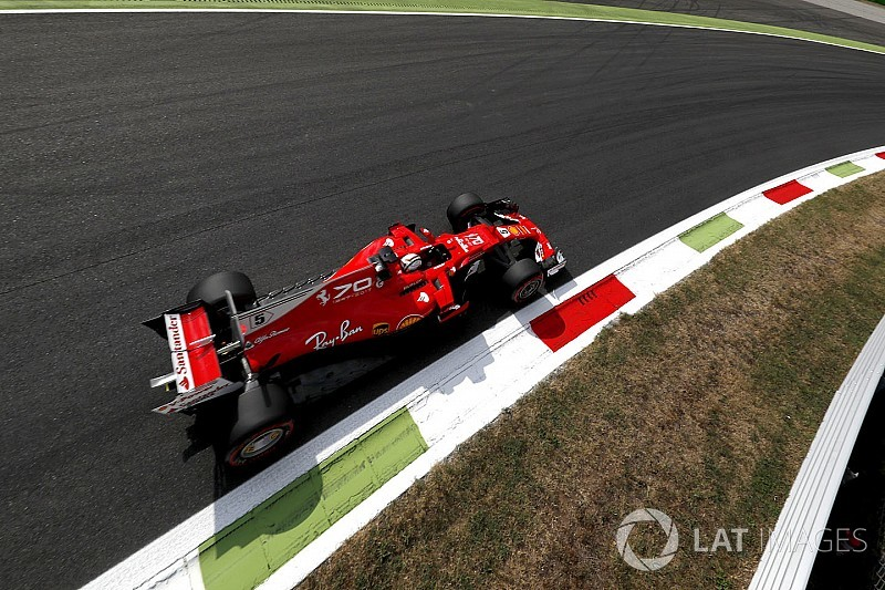 Vettel admite que falta confiança em Monza