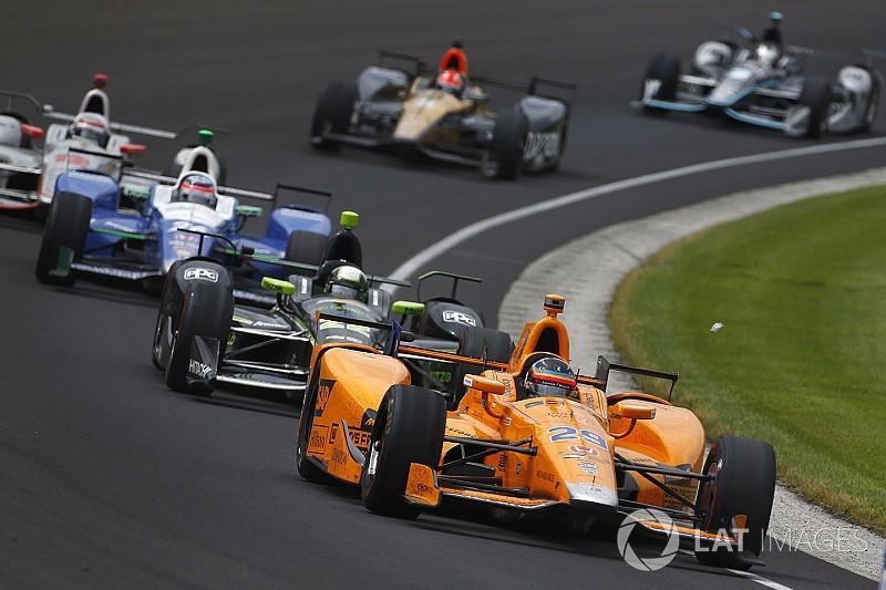 McLaren volgend seizoen in Indy 500-kleuren?