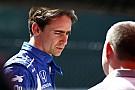 IndyCar Bourdais regresa con Dale Doyne; Esteban Gutiérrez queda fuera