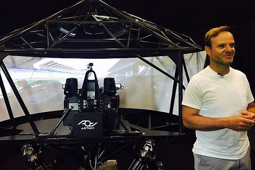 Le Mans 24 Hours – Rubens Barrichello's first rendezvous – a simulator test!