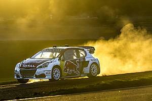 WK Rallycross Toplijst Nieuwe WRX-wagen Sebastien Loeb gepresenteerd