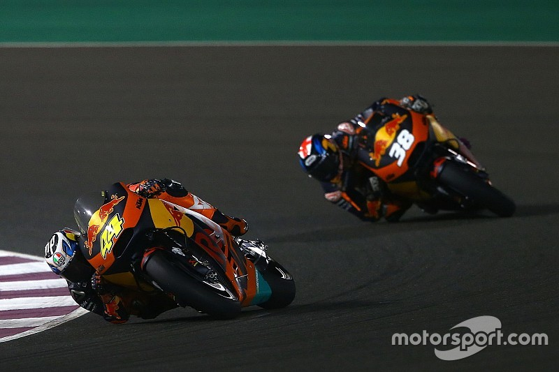 "Difference between KTM and Yamaha ""black and white"" - Espargaro"
