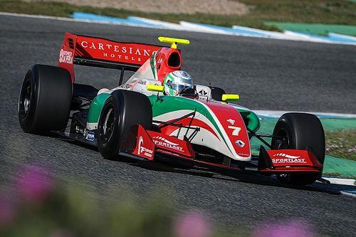 Alfonso Celis fue el más rápido en Silverstone