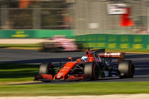 Alonso : fini les pauses café en virage!