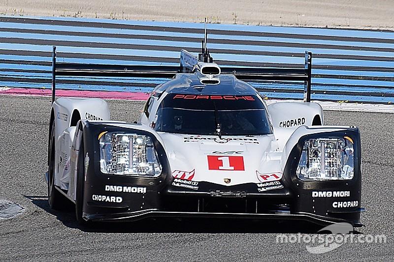 Spyshots: Der neue LMP1-Porsche für WEC und Le Mans 2017