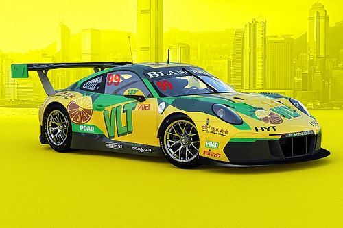 Darryl O'Young and Peter Li Zhi Cong confirmed for the #99 Craft-Bamboo Racing Porsche 911 GT3 R