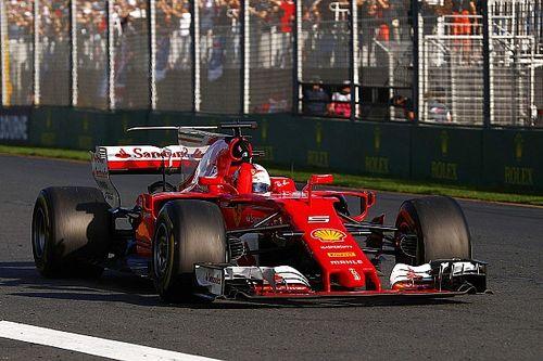 Vettel volta a celebrar, Massa pontua: domingo em imagens