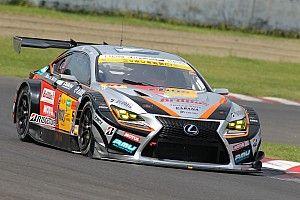 予選7番手獲得の51号車RC F。中山雄一「雨なら表彰台圏内狙える」