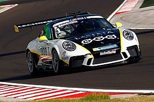 Michael Ammermuller ritorna in pole all'Hungaroring