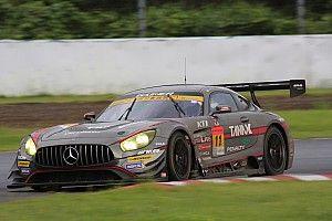 優勝の11号車GAINER、勝利の鍵はピット作業とダンロップタイヤ