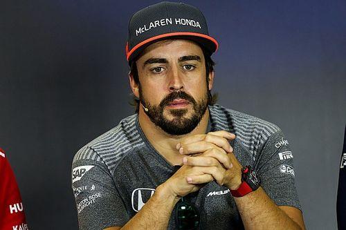 Alonso neemt één positief moment mee de zomer in