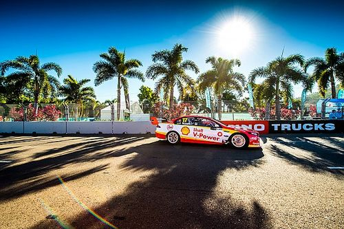 Townsville Supercars: McLaughlin wins, takes points lead