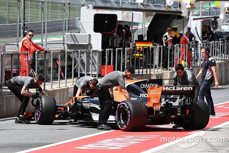 Honda hadapi dilema mesin Spec 3 Alonso jelang GP Inggris