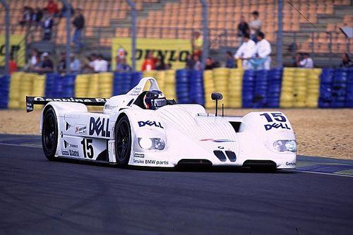 Demonstratie legendarische Le Mans-wagens tijdens Grand Prix van Oostenrijk