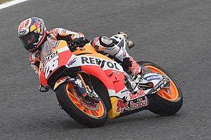 Pedrosa e Honda dominam treinos em Jerez; Rossi é 12º